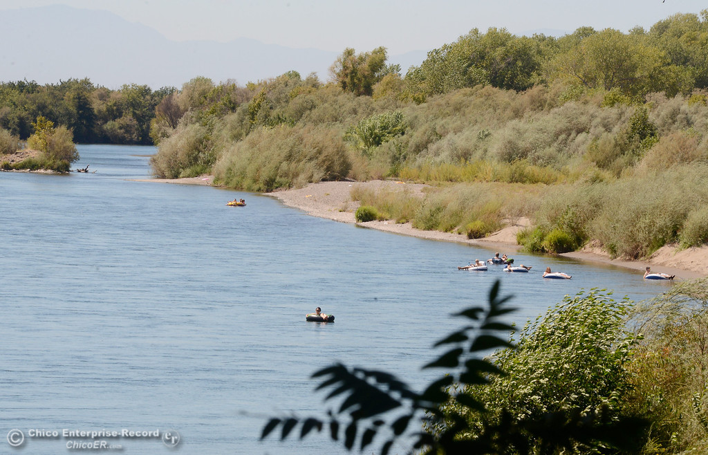 . Just a handfull of people were seen floating the Sacramento River between the Irvine Finch boat Launch and Pine Creek near Scotty\'s Boat Landing in celebration of Labor Day Monday, Sept. 2, 2013. (Bill Husa/Staff Photo)
